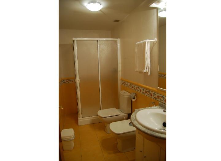 Apartamentos baño