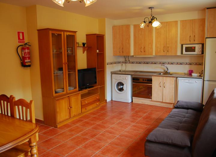 Apartamentos cocina