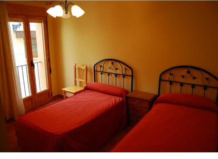 Apartamentos dormitorio doble