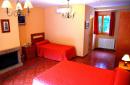 Habitación cuádruple Hostal Cuenca