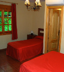 Habitación triple Hostal Cuenca