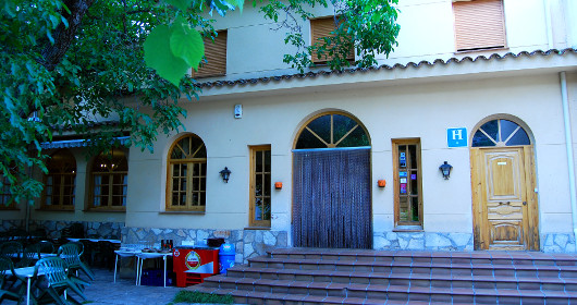 Restaurante entrada