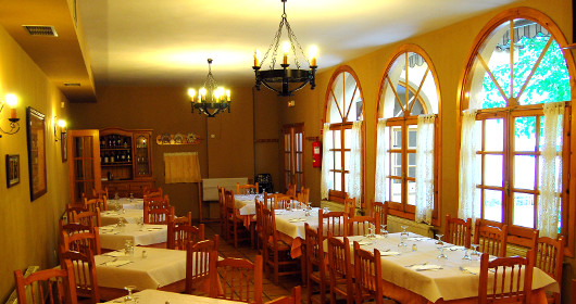 Restaurante salón
