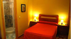 Foto habitaciones Hostal Cuenca