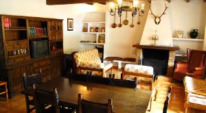 Foto zonas comunes Hostal Cuenca